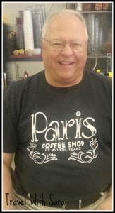 Mike: Owner of Paris Coffee