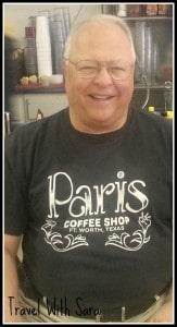 Mike: Owner of Paris Coffee