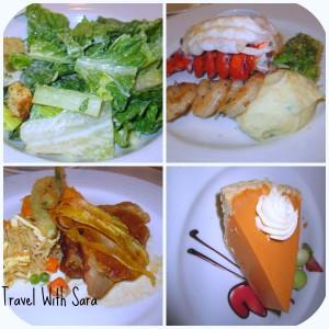 Carnival Sensation: Food