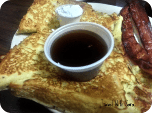 French Toast: Paris Coffee Shop