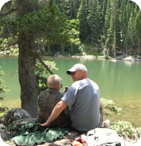 Dream Lake: Rocky Mountain National Park