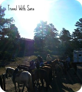 Horseback Riding: Rocky Mountain National Park