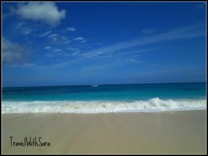 Cabbage Beach: Nassau