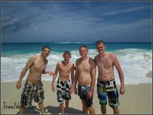 Cabbage Beach Fun