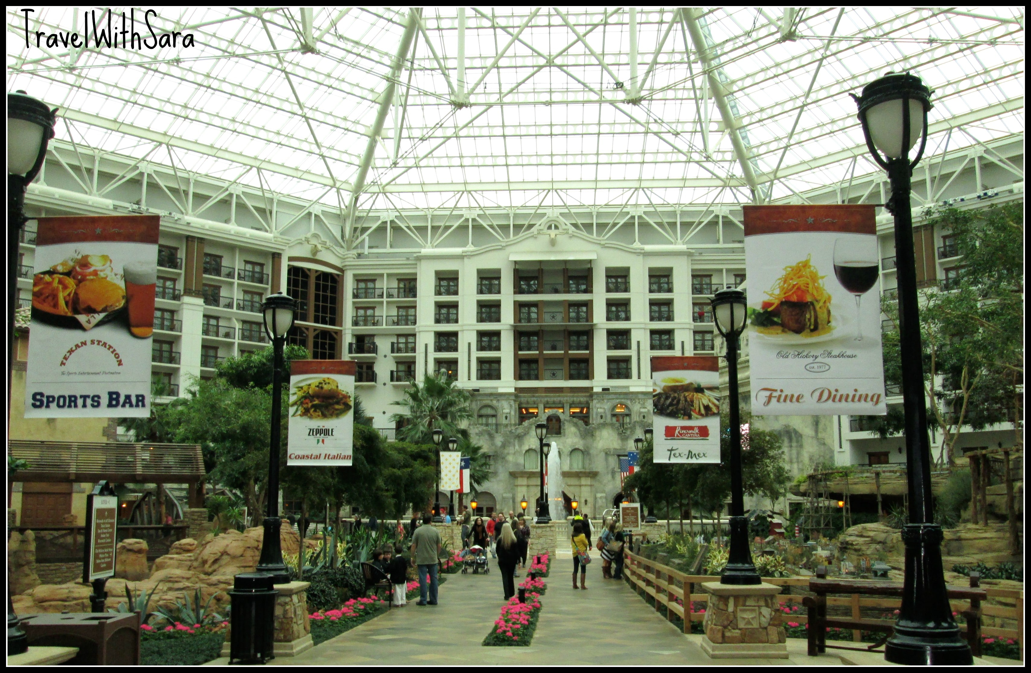 The Gaylord Texan Resort And Convention Center Grapevine Texas