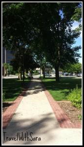 Central Park Mason City, Iowa