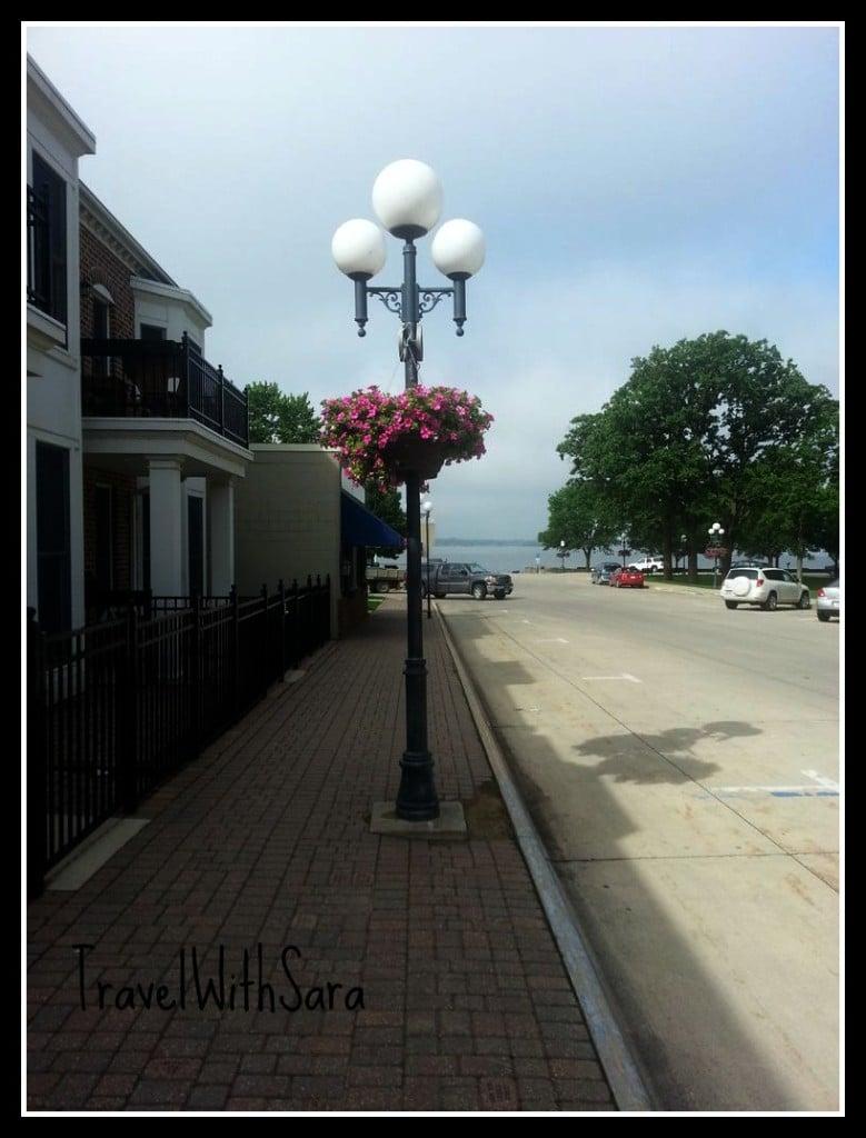 Main Street Clear Lake