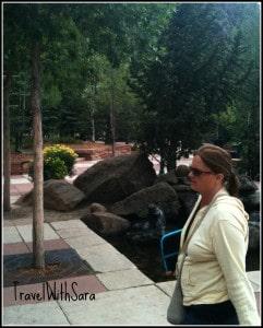 Sara In Estes Park