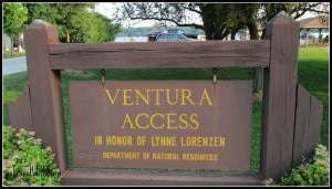Lynne Lorenzen Park: Ventura Access