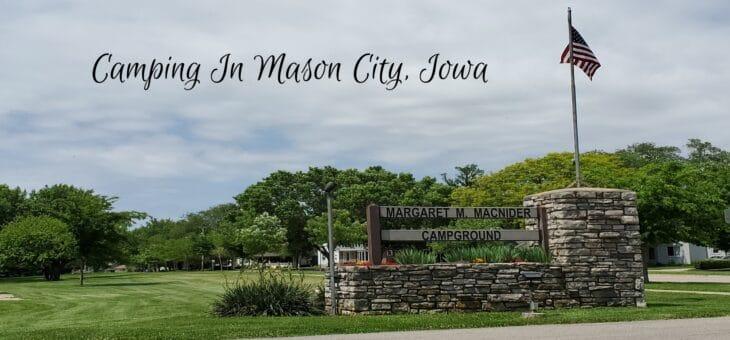 Margaret M. MacNider Campground: Mason City, Iowa