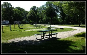 Margaret M MacNider Campground: Mason City