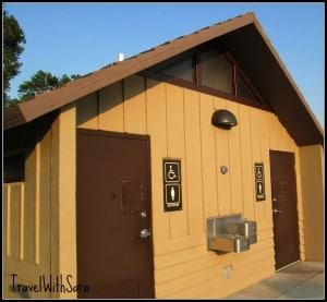 Restrooms: Lynne Lorenzen Park