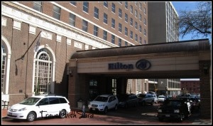 Hilton Hotel Fort Worth