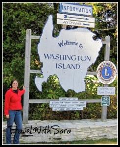 Sara Washington Island