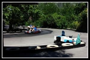 Slick Track At Cody Go Karts
