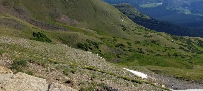 Trail Ridge Road: Scenic Drive In Rocky Mountain National Park