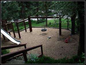 Playground at Wildwood Inn