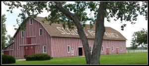 Buffalo Bill Ranch Barn With Grounds