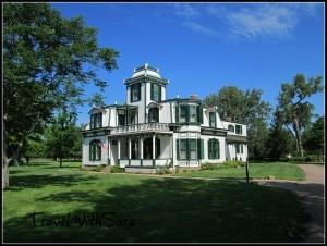 Buffalo Bill Ranch House