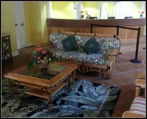 Ron Jon Resort: Cape Caribe Lobby