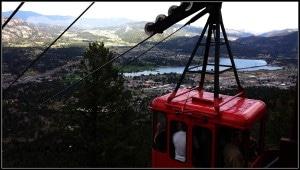 Aerial Tram: Estes Park