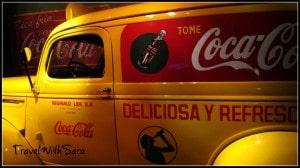 Truck Coca-Cola Museum