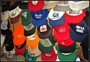 Machine Shed Hats