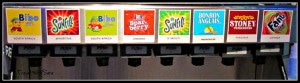 Soda Machines: World of Coca-Cola