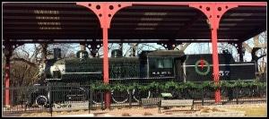 East Park Holiday Train