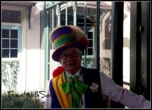 Door Greeter At Port Orleans