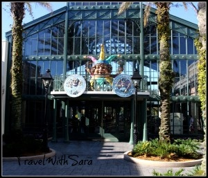 Port Orleans Entry