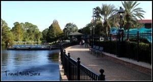 Port Orleans Walkway