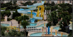 Water Park Ron Jon Cape Caribe Resort