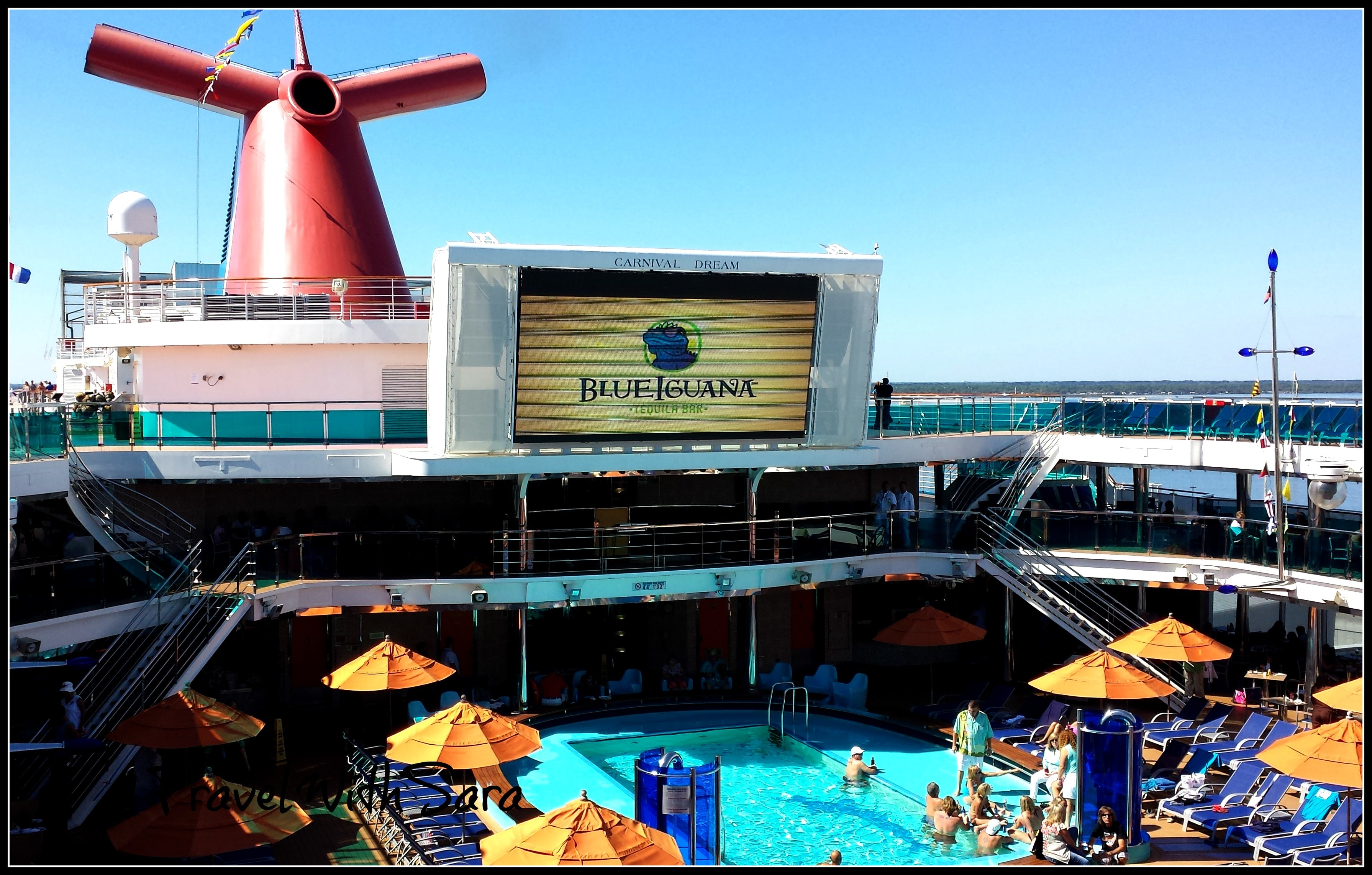 Carnival Dream Boarding When Are Rooms Ready