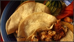 Costa Brava Chicken Tacos