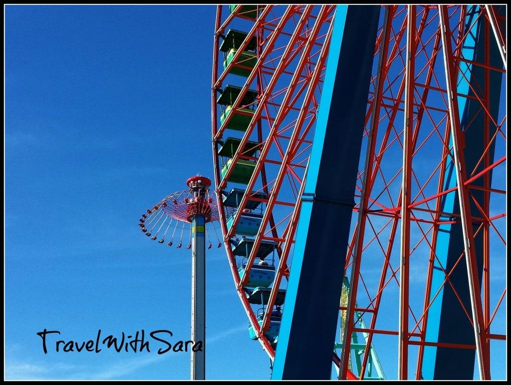 Cedar Point Attractions