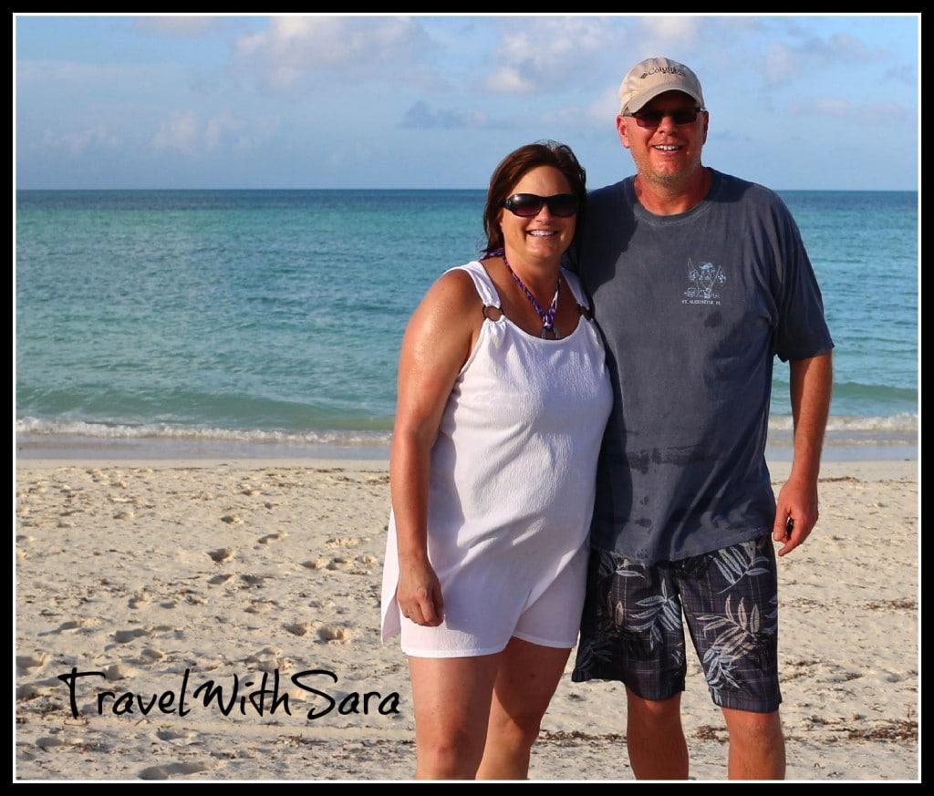 Todd and Sara Passion Island