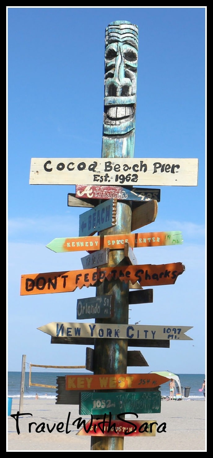 Four things to experience while visiting florida s space for Cocoa beach pier fishing