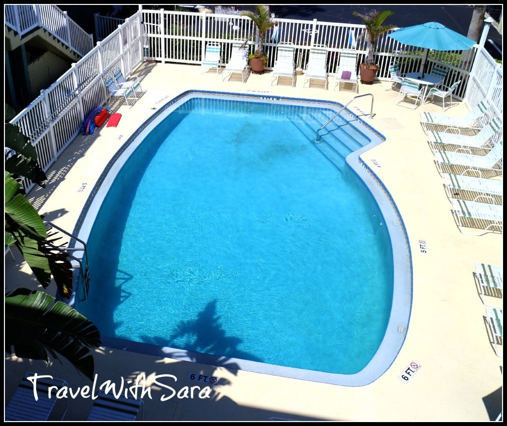 Tuckaway Shores Heated Swimming Pool