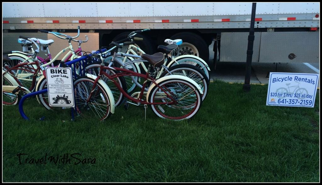 Bicycles Clear Lake, Iowa