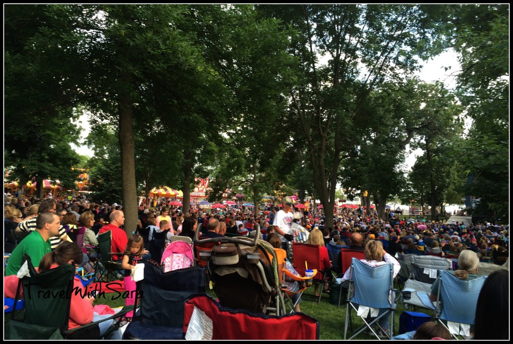 Music In Clear Lake Park