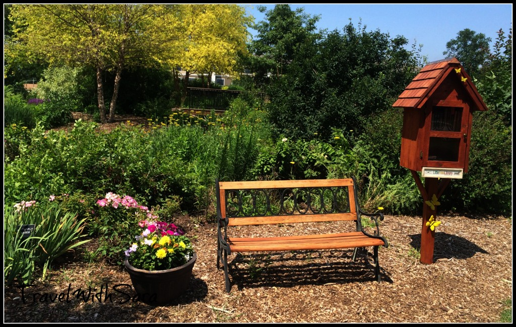 Little Free Library Gardens