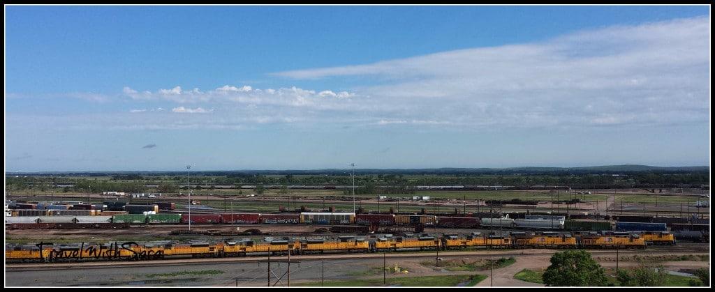 Rail Yard North Platte