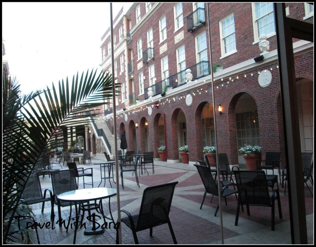 Courtyard Magnolia