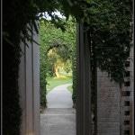 doorway at gardens