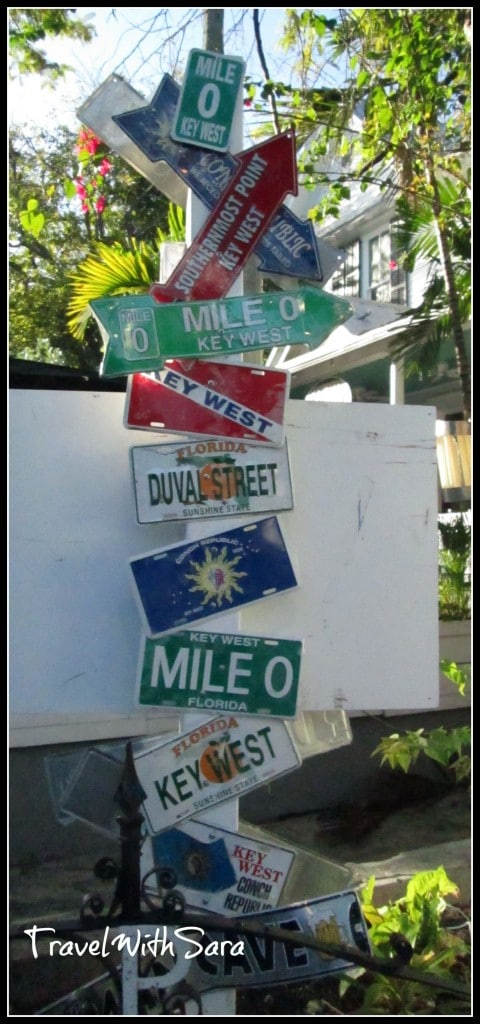 Key West Signs