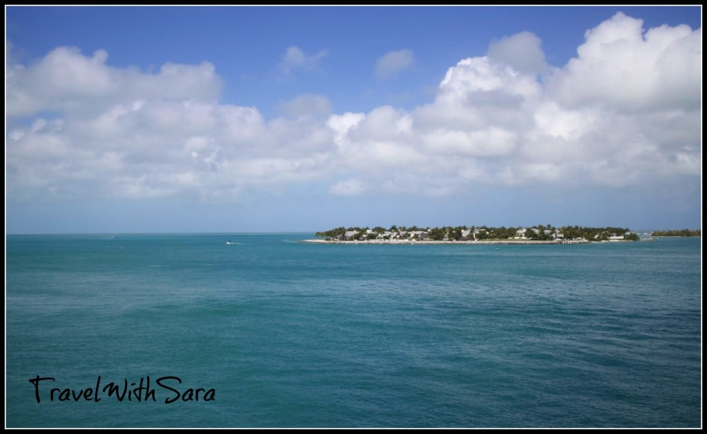 Key West View From Port