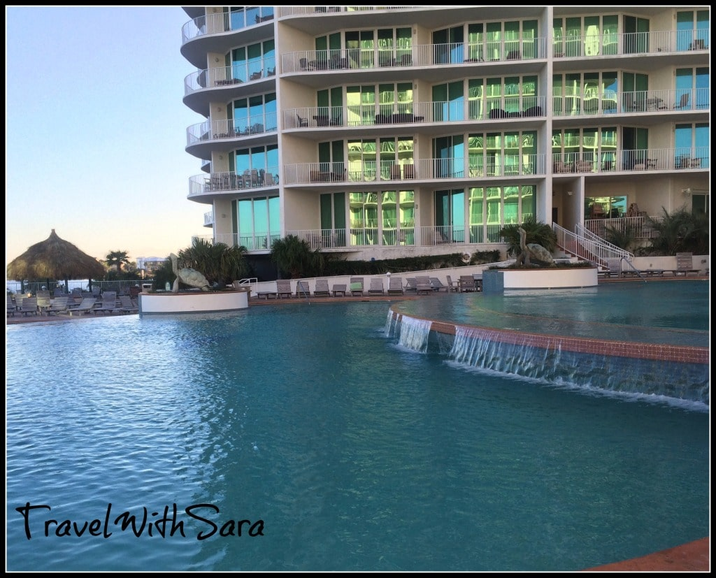 Pool at Caribe The Resort