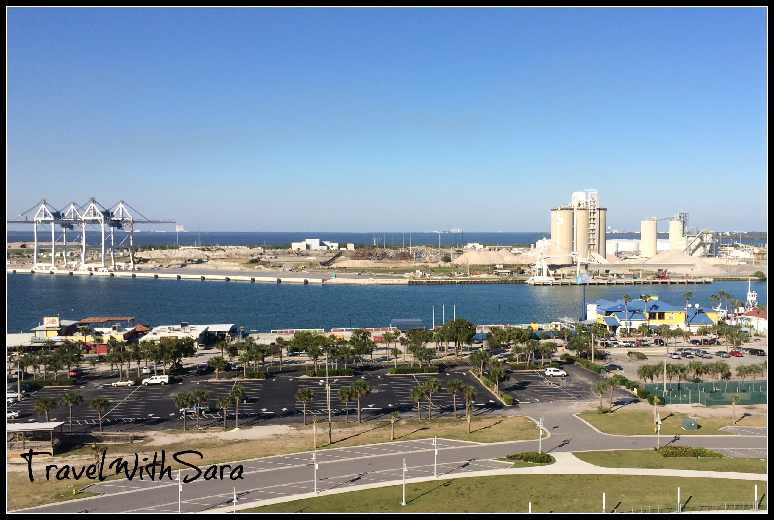 A Must See Before Your Cruise Departs Port Canaveral: Exploration Tower