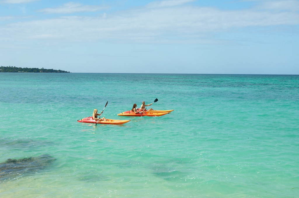 Bluefields Bay Kayaking